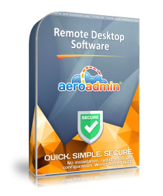 AeroAdmin удаленное управление компьютером